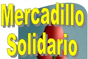 Mercadillo Solidario a favor del Parkinson