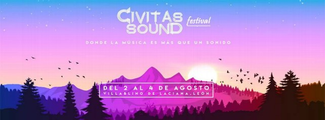 Cartel promocional Civitas Sound