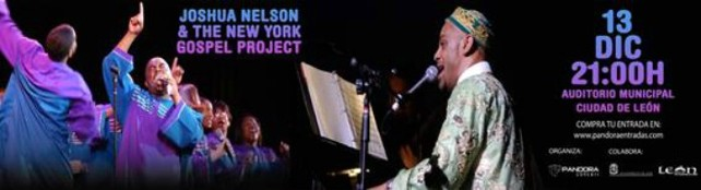 oshua Nelson & The New York Gospel Project