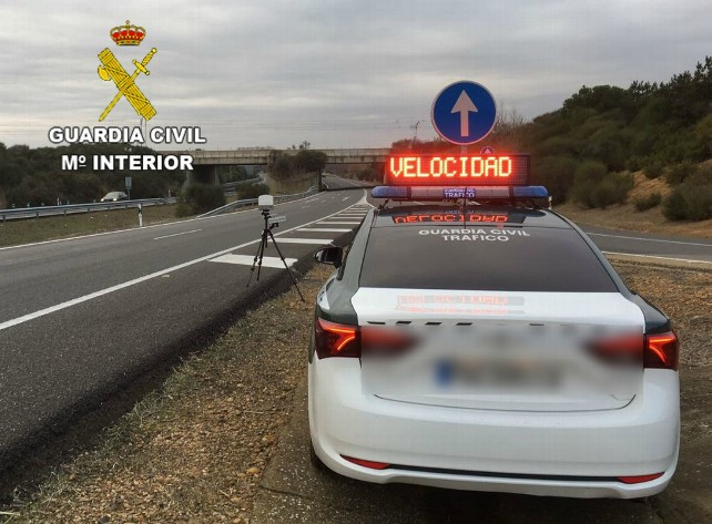 Radar Guardia Civil