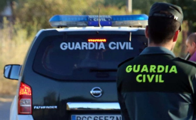 Folgoso de la Ribera Guardia Civil