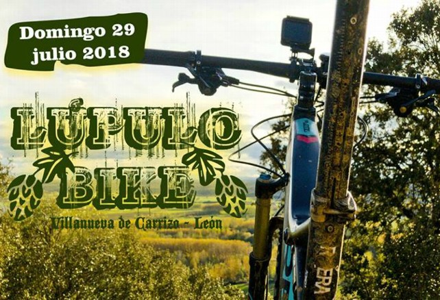 Cartel Lúpulo Bike.