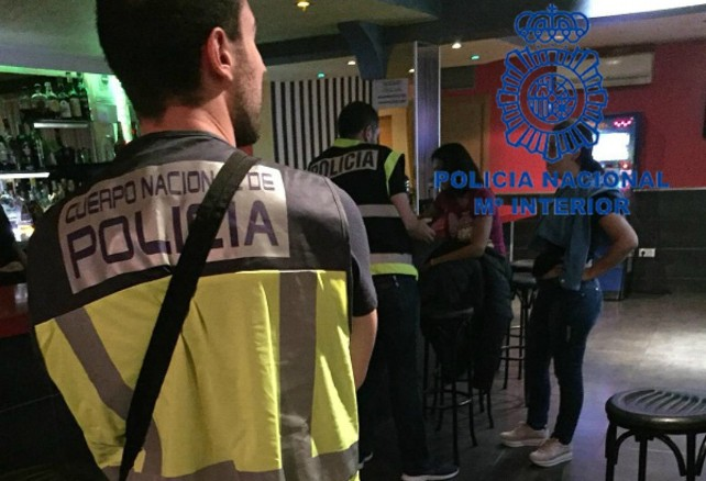 Trata de mujeres, explotación sexual, club alterne, prostitución.