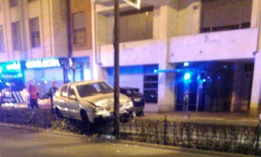 Accidente Condesa de Sagasta