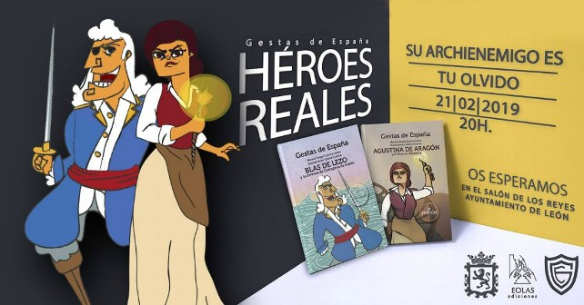 Héroes reales
