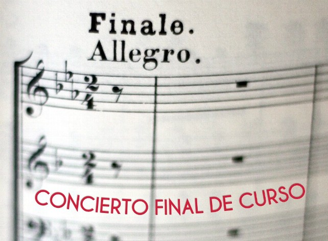 concierto conservatorio león final curso 2019 auditorio
