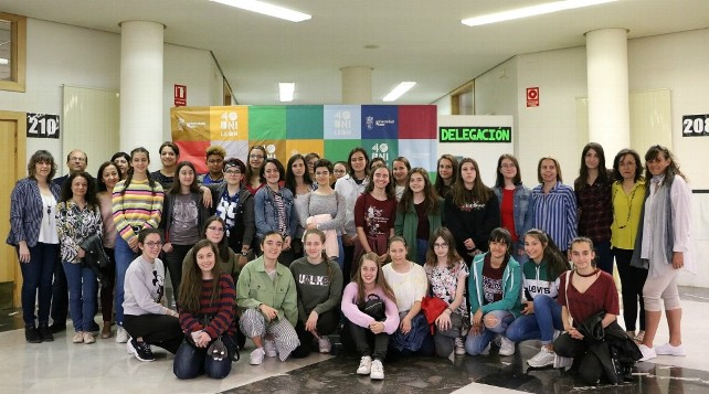 Participantes de Stem Talent Girl