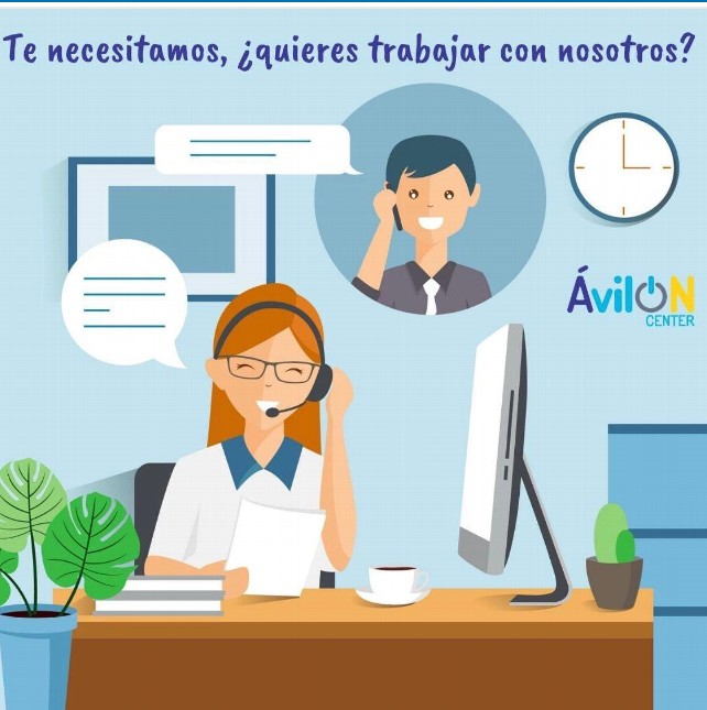 Oferta de empleo Avilón Center