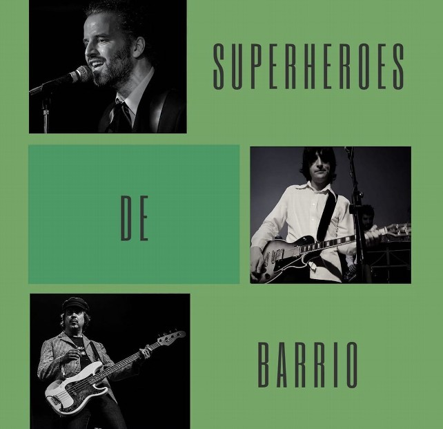 Superhéroes de barrio